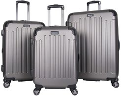 Kenneth Cole Reaction Renegade 3-Piece 8-Wheel Spinner Lightweight Hardside Expandable Luggage Set at Nordstrom Rack