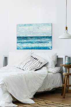 """Marmont Hill Inc. Edge of the World III Painting Print on Wrapped Canvas - 60""""x40"""" at Nordstrom Rack"""