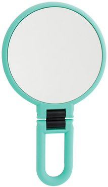UPPER CANADA SOAPS Danielle Soft Touch Hand Held Foldable Mirror - Seafoam at Nordstrom Rack