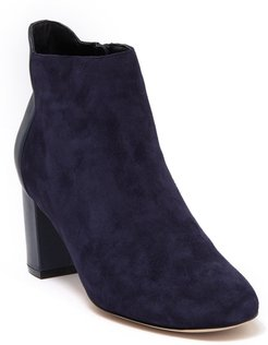 Cole Haan Nella Suede & Leather Bootie at Nordstrom Rack