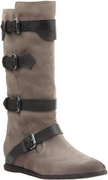 Calamity Unlined Knee High Boot