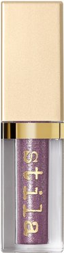 Magnificent Metals Glitter & Glow Liquid Eyeshadow - Plum On