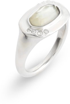 Anna Tapered Band Ring