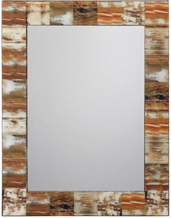 Jamie Young Medium Rectangle Mirror - Natural Faux Horn at Nordstrom Rack