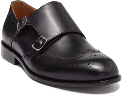 Curatore Caproni Monk Leather Strap Shoe at Nordstrom Rack