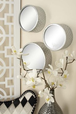 Willow Row Metal Wall Mirror - Set of 7 at Nordstrom Rack