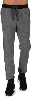 ATM Anthony Thomas Melillo French Terry Contrast Rib Pull-On Pants at Nordstrom Rack