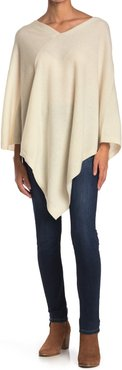 AMICALE Cashmere Knit Poncho at Nordstrom Rack