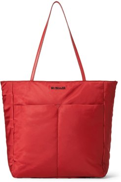 Bowery Quatro Tote - Red