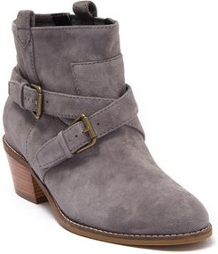 Cole Haan Jensynn Suede Ankle Bootie at Nordstrom Rack