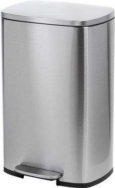 Honey-Can-Do 50L Rectangular Stainless Steel Trash Can at Nordstrom Rack