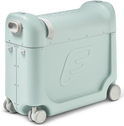 Infant Stokke Jetkids By Stokke Bedbox 19-Inch Ride-On Carry-On Suitcase - Green