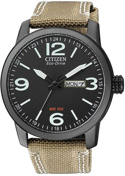 Citizen Men's Eco-Drive Global Collection Black Dial Watch, 42mm at Nordstrom Rack