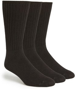 3-Pack Casual Socks