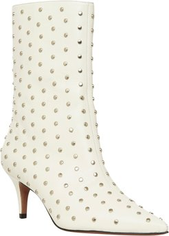 Wynter Studded Pointed Toe Boot
