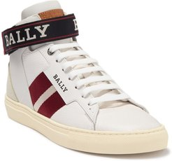 BALLY Heros Leather High Top Sneaker at Nordstrom Rack