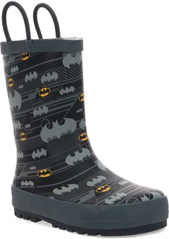 Western Chief Batman Hang Out Faux Fur Lined Rain Boot at Nordstrom Rack
