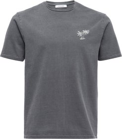 Palm Embroidered Men's T-Shirt