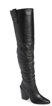 Le Mulholland Over The Knee Boot