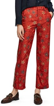 Scotch & Soda Tailored Pants in Star Jacquard at Nordstrom Rack