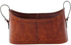Willow Row Leather Magazine Holder at Nordstrom Rack