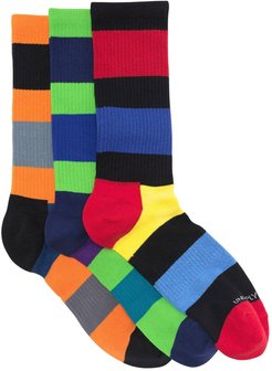 Unsimply Stitched Athletic Crew Socks - Pack of 3 at Nordstrom Rack