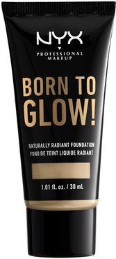 NYX COSMETICS Born To Glow Naturally Radiant Foundation - Nude at Nordstrom Rack