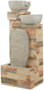 Willow Row Traditional Indoor/Outdoor Stone and Brick Water Fountain at Nordstrom Rack