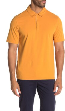 Vince Short Sleeve Knit Polo at Nordstrom Rack