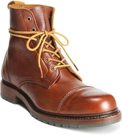 Normandy Cap Toe Boot