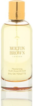 Molton Brown Mesmerising Oudh & Gold Eau de Toilette Spray - 100mL at Nordstrom Rack