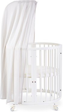 Organic Cotton Canopy For Sleepi Cribs