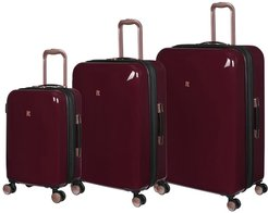 it luggage Sheen 3-Piece Hardside Expandable 8-Wheel Spinner Luggage Set at Nordstrom Rack