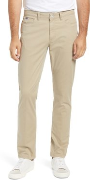 Big & Tall Cutter & Buck Voyager Stretch Cotton Chino Pants