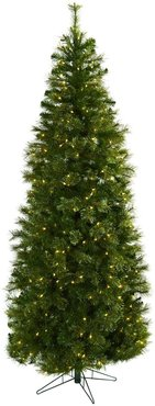 NEARLY NATURAL Green 7.5ft. Cashmere Slim Christmas Tree at Nordstrom Rack