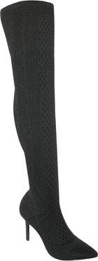 Version Pointed Toe Over The Knee Boot