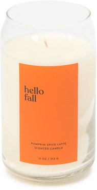 Zodax Hello Fall Candle - Pumpkin Spice Latte at Nordstrom Rack