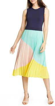 Ted Baker London Colour by Numbers Ophelea Accordion Pleat Dress at Nordstrom Rack