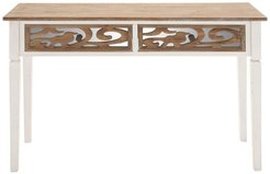 Willow Row Mirrored Wooden Console Table at Nordstrom Rack