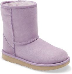 Toddler UGG Classic Short Ii Water Resistant Genuine Shearling Boot