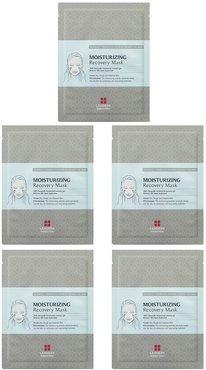 Leaders Cosmetics Moisturizing Recovery Mask - Pack of 5 at Nordstrom Rack