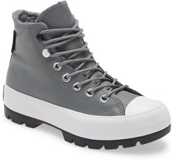 Chuck Taylor All Star Lugged Waterproof High Top Sneaker