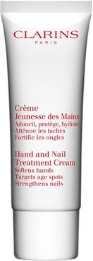 Hand And Nail Treatment Cream, Size 3.5 oz