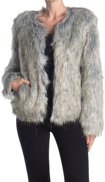 UNREAL FUR Fire And Ice Faux Fur Jacket at Nordstrom Rack