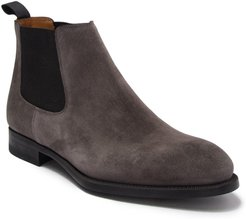 Magnanni Foster Suede Chelsea Boot at Nordstrom Rack