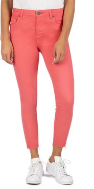 Connie High Waist Ankle Skinny Jeans