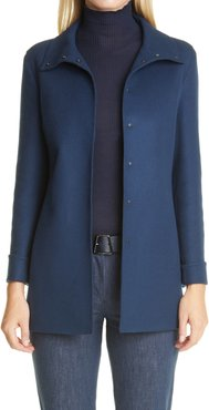 Katja Double Face Cashmere Jacket