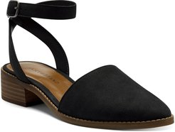 Linore Ankle Strap Pump