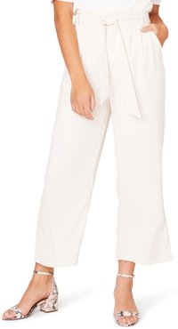 Go With The Flow Crop Wide Leg Pants