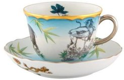 Reveries Teacup & Saucer
